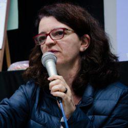 Foto de rosto de Denise Carreira, relatora de direitos humanos da Plataforma Dhesca