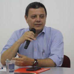 Foto de rosto de Guilherme Zagallo, relator de direitos humanos da Plataforma Dhesca