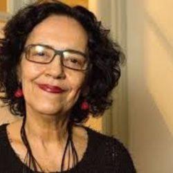 Foto de rosto de Laura Tavares, relatora de direitos humanos da Plataforma Dhesca