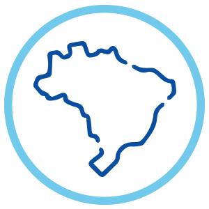 Ícone ilustrativo sobre Reconhecimento da Humanidade e Garantia de Todos os Direitos para os Povos Indígenas para a seção Objetivos e Atuação do site da Plataforma de Direitos Humanos Dhesca Brasil