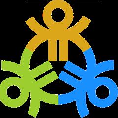 Logomarca do Cedeca RJ, filiado à Plataforma Dhesca Brasil